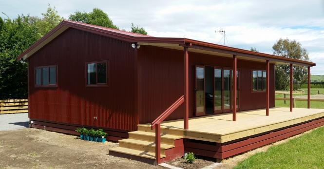 Quin Buildings :: Kitset homes, kitset garages, sleepouts ...
