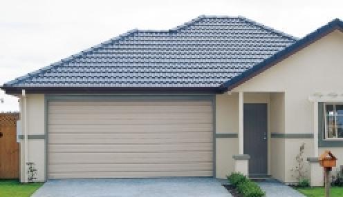 Quin Buildings Garador Sectional Garage Doors