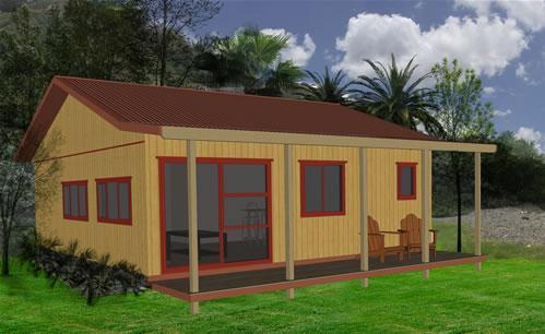 quin buildings 1 bed kitset houses design 1 single level 60sqm